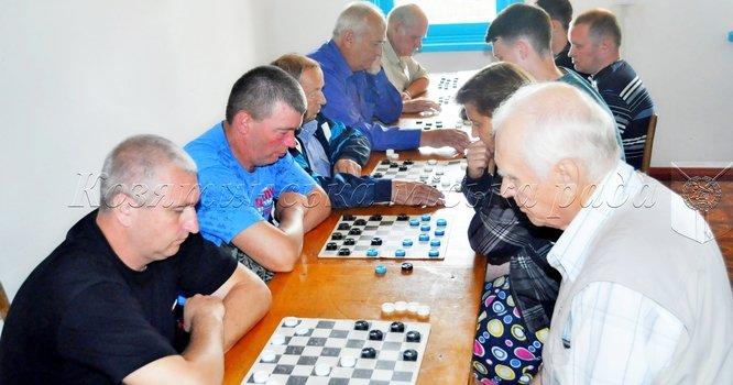 Турнір з шашок