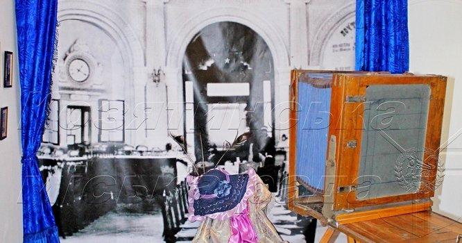 Музей історії Козятина. Постійні павільйони: 3) Фотографія Д. Шварцмана.