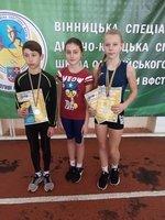 Нові медалі легкоатлетів Козятина