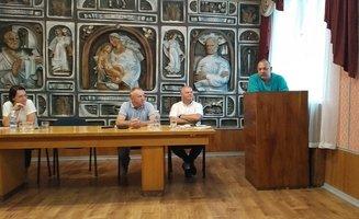 Вчора в актовій залі Козятинської ЦРЛ відбулося засідання медичної ради з контролю якості медичної допомоги
