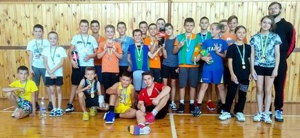 Міський голова Тетяна Єрмолаєва привітала юних спортсменів КДЮСШ з Днем фізичної культури та спорту
