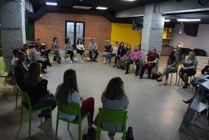 Козятинська міська рада взяла участь у організованій обласною Радою зустрічі інформаційних відділів місцевих рад Вінниччини з обміну досвідом роботи