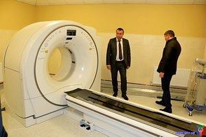 Наближається відкриття діагностичного блоку у лікарні