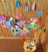 Діти готуються до Великодня