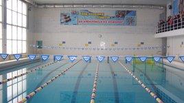 """Оновлений басейн """"Дельфін"""""""