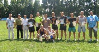 Учасники змагань з пауерліфтингу