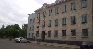 Адміністративна будівля міської ради.