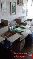 З Козятина благодійники відправили на схід країни майже 90 кг вантажу