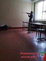 Міська Спартакіада: змагання з кульової стрільби